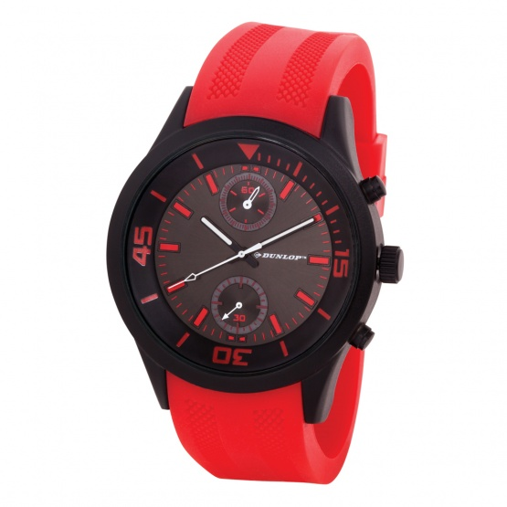DUNLOP WATCH ( RED COLOUR)